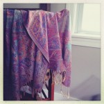 The Scarf, original photography