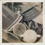 Dishes, original photography