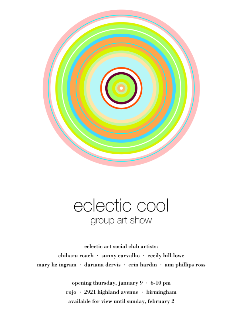 Eclectic Cool: Group Show