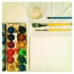 Ready to Paint, original photography