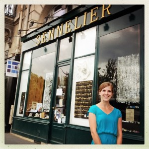 Sennelier, Paris... My favorite!