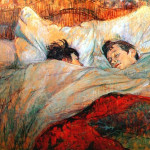 The Bed, Toulouse-Lautrec